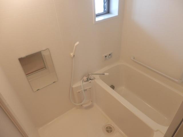 アビタシオン駅南A 105号室の風呂