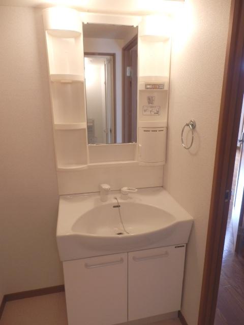 アビタシオン駅南A 105号室の洗面所