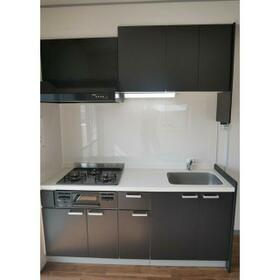 タカハシハイツ 0101号室のキッチン