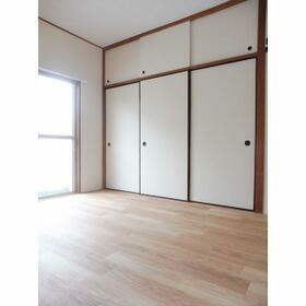 タカハシハイツ 0101号室の収納