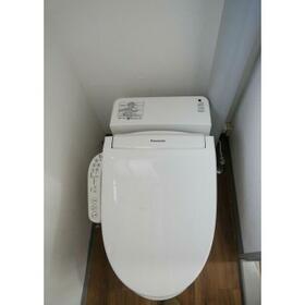 タカハシハイツ 0101号室のトイレ