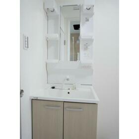 タカハシハイツ 0101号室の洗面所