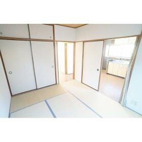 ハイツアーデル 201号室の居室