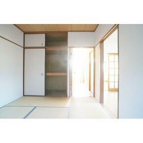 ハイツアーデル 201号室の収納