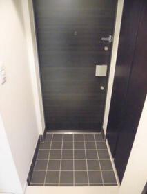MAXIV関内 801号室の玄関