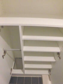 MAXIV関内 801号室の収納
