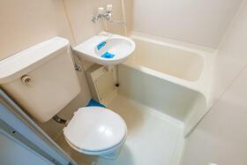 ジュネパレス座間第14 0302号室の風呂