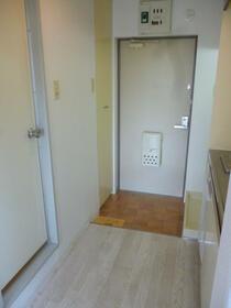 メゾン・ド・セヴェールPARTⅢ 101号室の玄関
