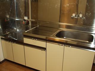 ステラハウス 205号室のキッチン