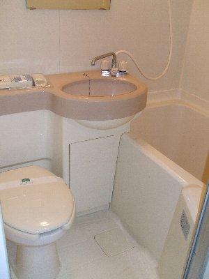 ステラハウス 205号室の風呂