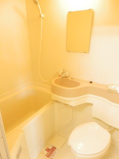 サンパレス木下 207号室の風呂