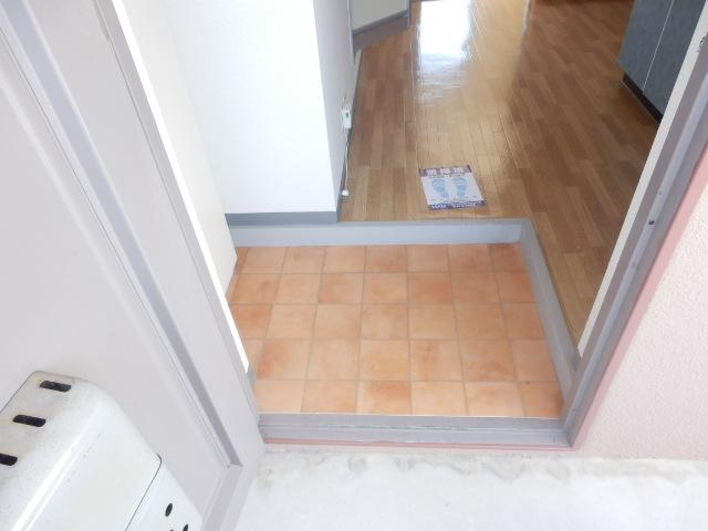 サンパレス木下 207号室の玄関