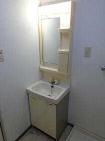 ハイムスワン 301号室の洗面所