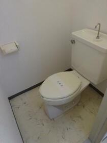 ハイムスワン 301号室のトイレ