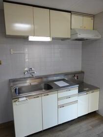 ハイムスワン 301号室のキッチン