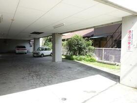 ハイムスワン 301号室の駐車場