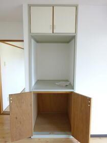 ハイムスワン 303号室の収納