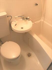 エトワール保土ヶ谷 205号室 205号室の風呂