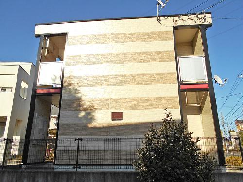 レオパレスフロスモア 102号室の外観