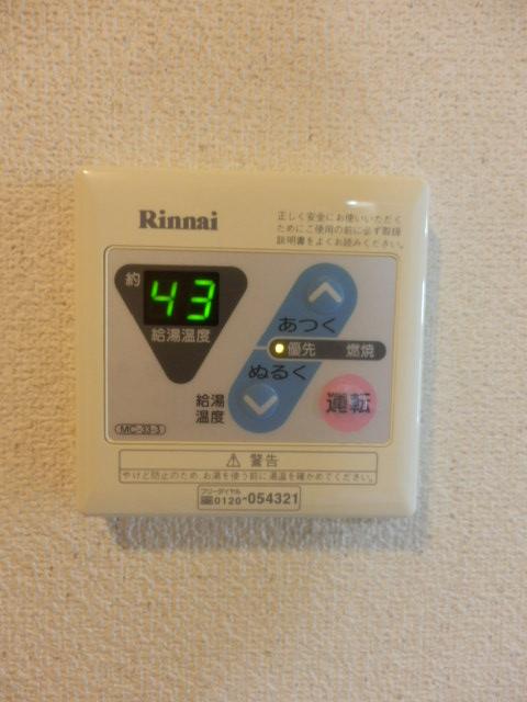 富士見ハイツ 402号室の設備