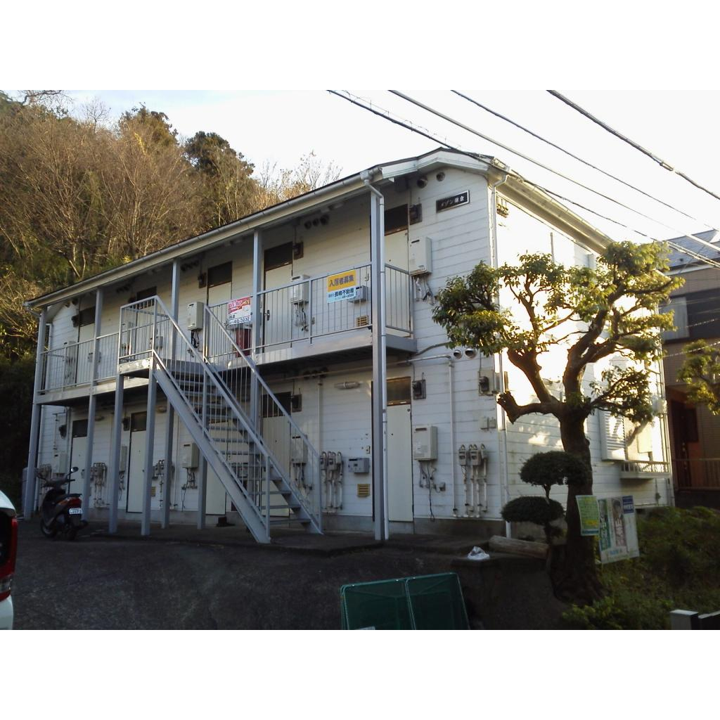 メゾン鎌倉の外観
