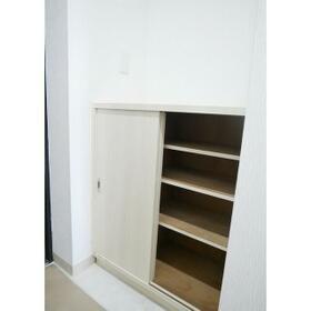 カネコハイツ 0303号室の収納