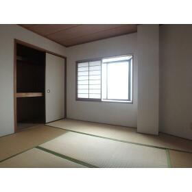 メゾンヨーワ 1-B号室のベッドルーム
