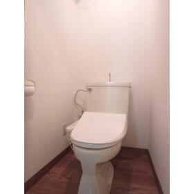 メゾンヨーワ 1-B号室のトイレ