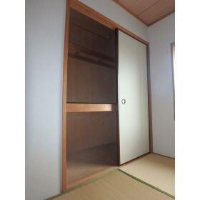 メゾンヨーワ 1-B号室の収納