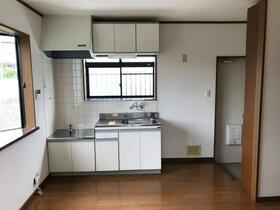 ウェーブ・アイ 202号室のキッチン