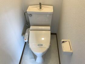ウェーブ・アイ 202号室のトイレ