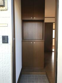 ウェーブ・アイ 202号室の玄関