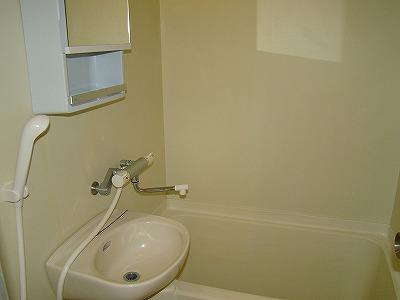 インターフェイス壱番館 201号室の風呂
