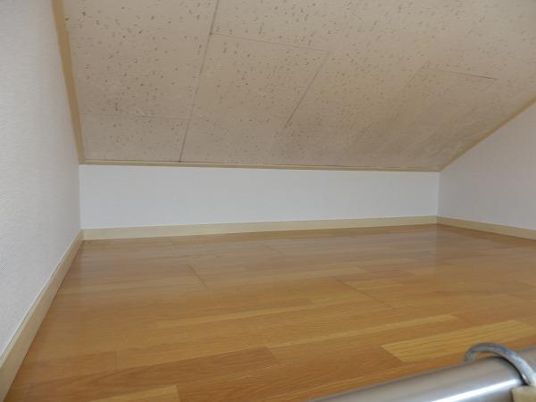 ブランシェ百合ヶ丘 102号室のベッドルーム