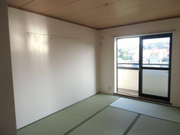 リオ・グランデ 201号室のベッドルーム
