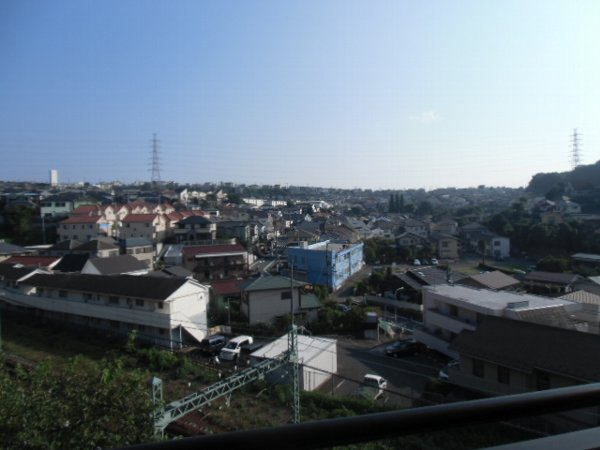 リオ・グランデ 201号室の景色