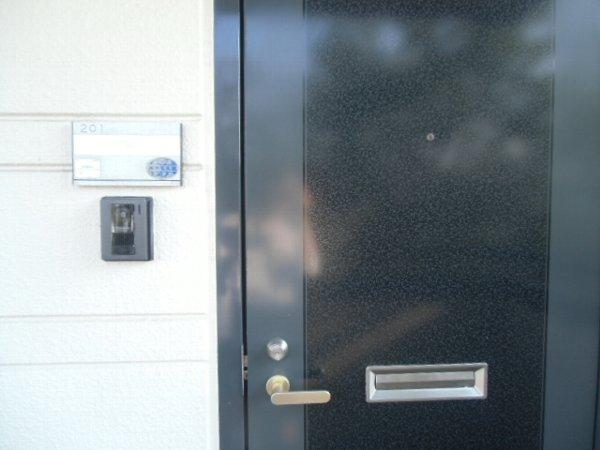 リオ・グランデ 201号室のセキュリティ
