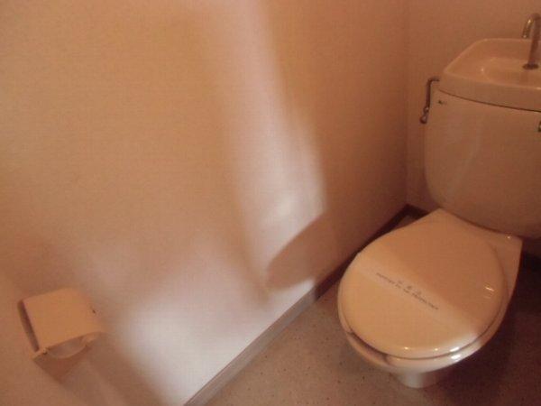 リオ・グランデ 201号室のトイレ