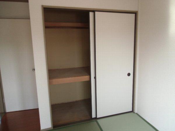 リオ・グランデ 201号室の収納