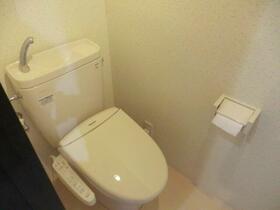 ラブリハイツ吉野町I 502号室のトイレ
