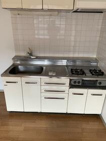 サンライズ福清ビル 703号室のキッチン