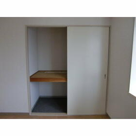 サテライトビル 0303号室の収納