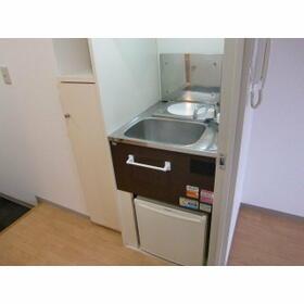 サテライトビル 0303号室のキッチン