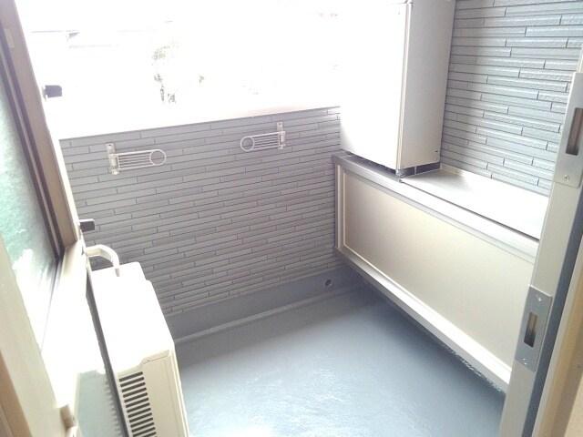 ティータウン Ⅱ 02010号室のトイレ