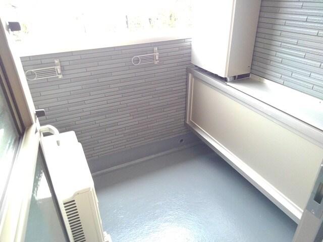 ティータウン Ⅱ 02030号室の洗面所