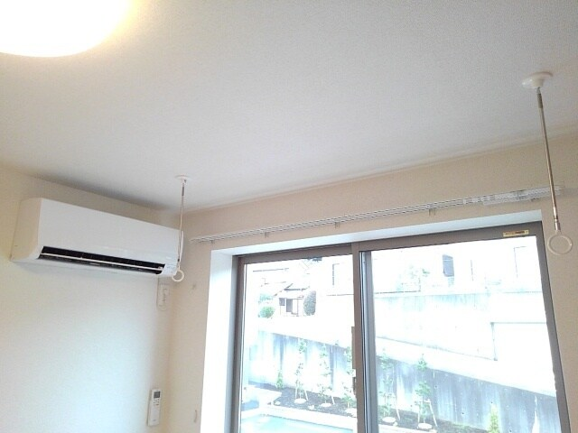 ティータウン Ⅱ 02030号室の収納