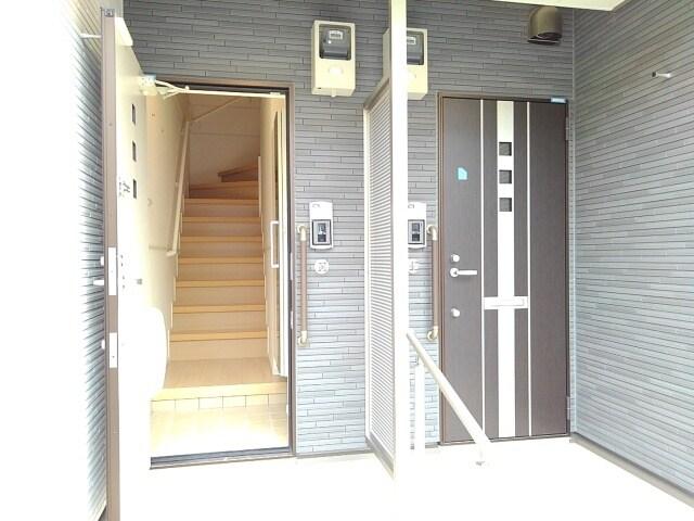 ティータウン Ⅱ 02030号室の風呂