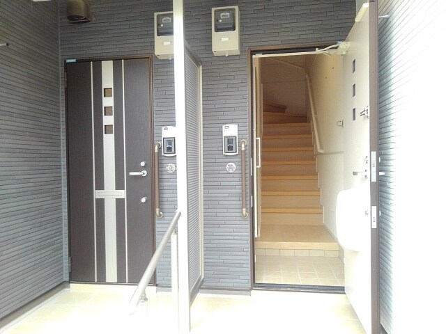 ティータウン Ⅱ 02040号室の洗面所
