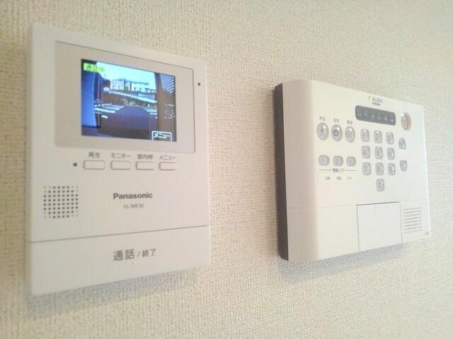 ティータウン Ⅱ 02040号室の居室