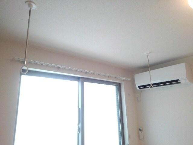 ティータウン Ⅱ 02060号室の設備